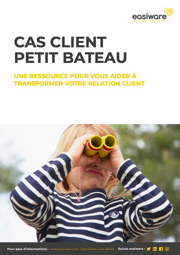 Cas client Petit Bateau