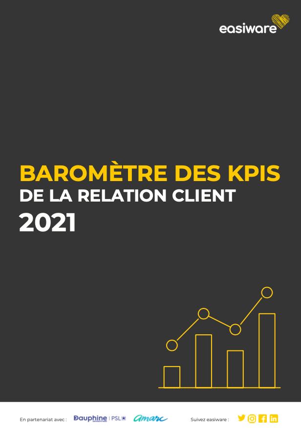 Baromètre des KPIs de la Relation Client 2021